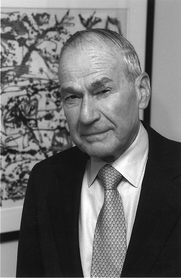Longtime Carnegie Trustee and former Board Chair Michael Gellert