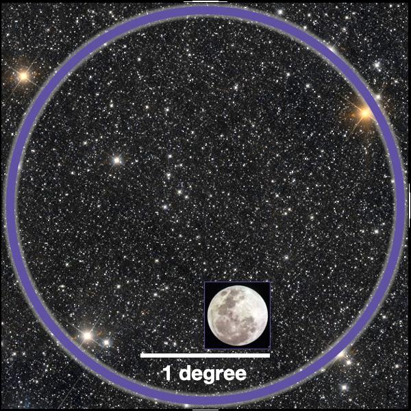 unWISE / NASA/JPL-Caltech / D.Lang (Perimeter Institute).