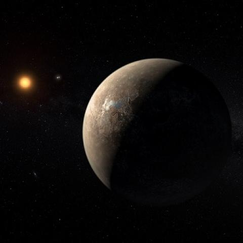 Carnegie Science, Carnegie Institution, Carnegie Institution for Science, ESO, European Southern Observatory, Proxima Centauri, Proxima b
