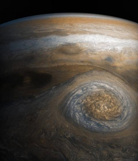 Jupiter image courtesy of NASA.