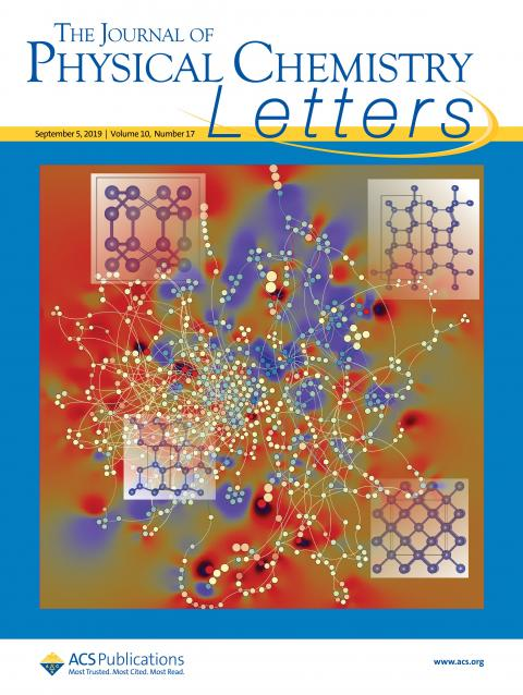 Journal of Physical Chemistry Letters cover