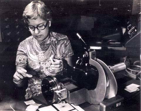 Vera Rubin, courtesy of the Carnegie Institution for Science
