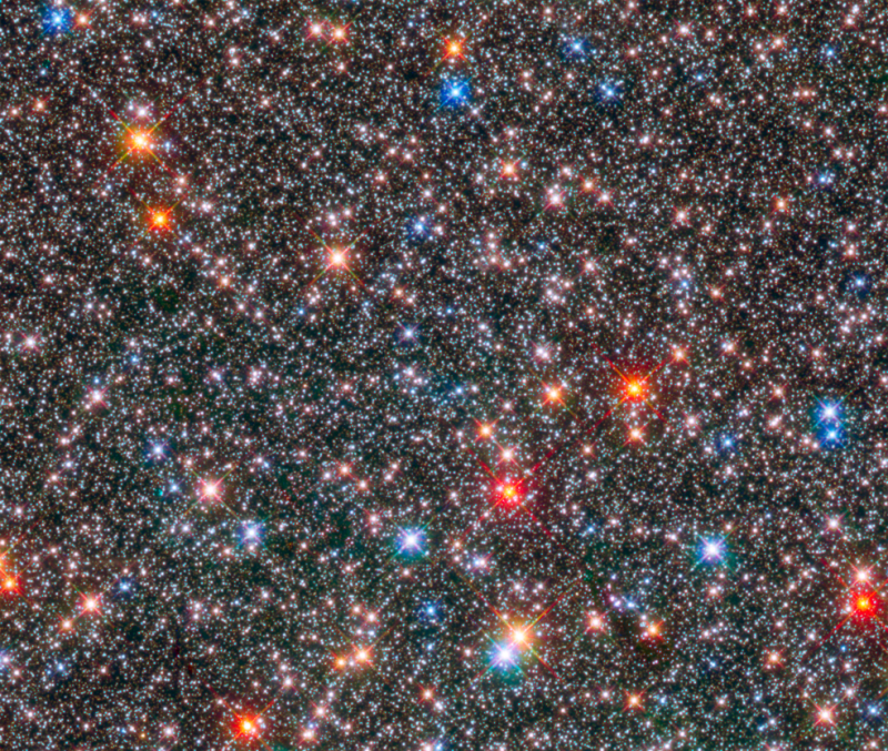 "Called the Hubble Ultra Deep Field, this galaxy-studded view represents a ""deep"" core sample of the universe, cutting across billions of light-years. Courtesy: NASA, ESA, and S. Beckwith (STScI) and the HUDF Team"
