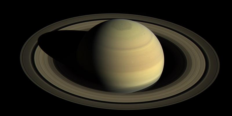 Saturn image is courtesy of NASA/JPL-Caltech/Space Science Institute.